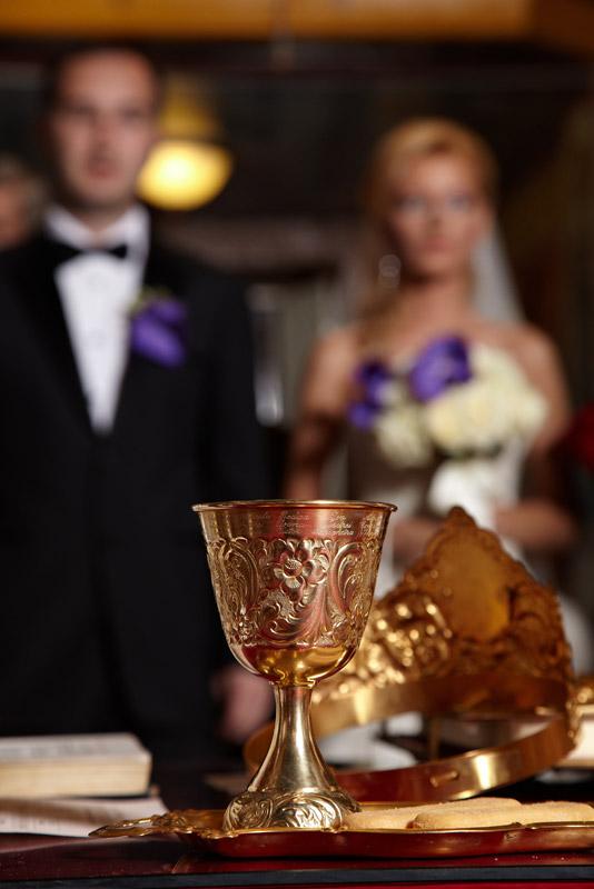 paharul cu vin pentru impartasanie