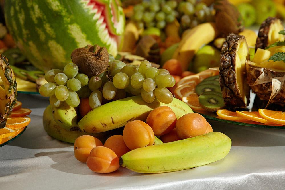 aranjament de fructe