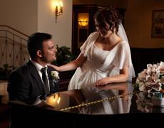 Nunta Cristinei cu Cristian