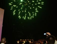 Artificiile la nunta