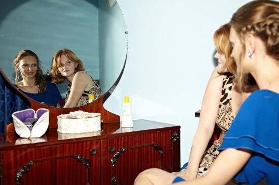 acasa la mireasa cu sora in oglinda