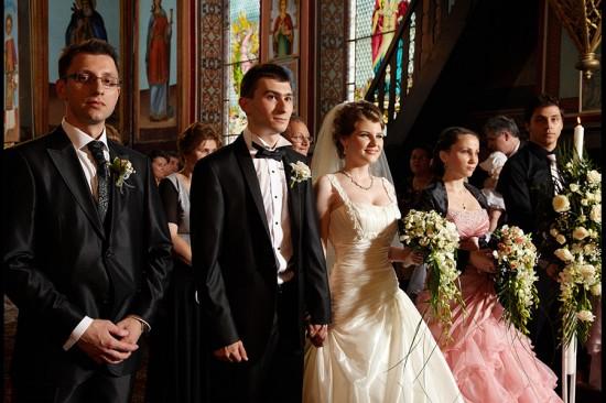 la slujba de casatorie