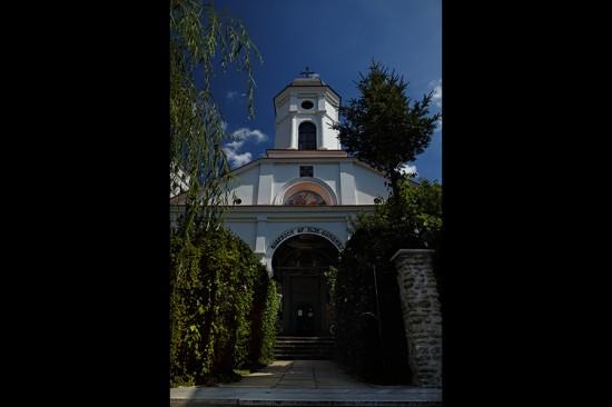 Biserica Sf. Ilie Gorgani