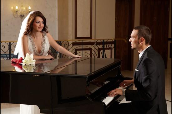 fotografii nunta in hotelul Hilton