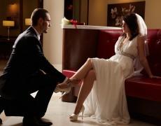 Fotografii nunta in stil glamour