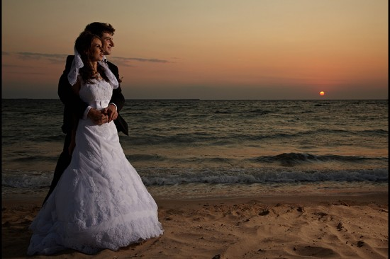 mirii la rasaritul soarelui dupa o nunta faina