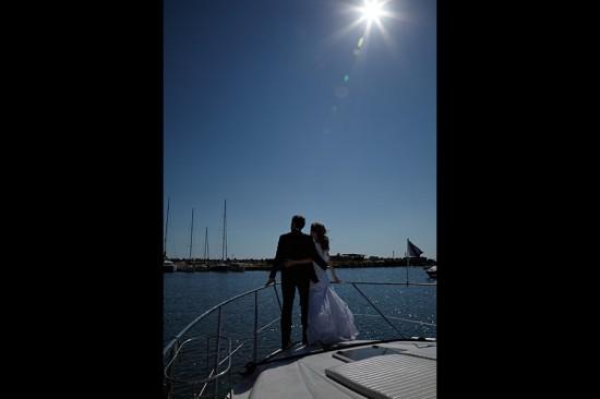 pe prova barcii