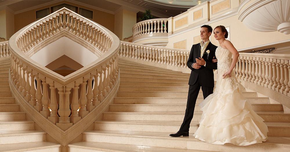 nunta la hilton